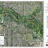 Ravenna & Cowen Park Trail Difficulty Map
